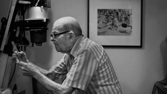 Arthur Leipzig, photo © Nancy Levine