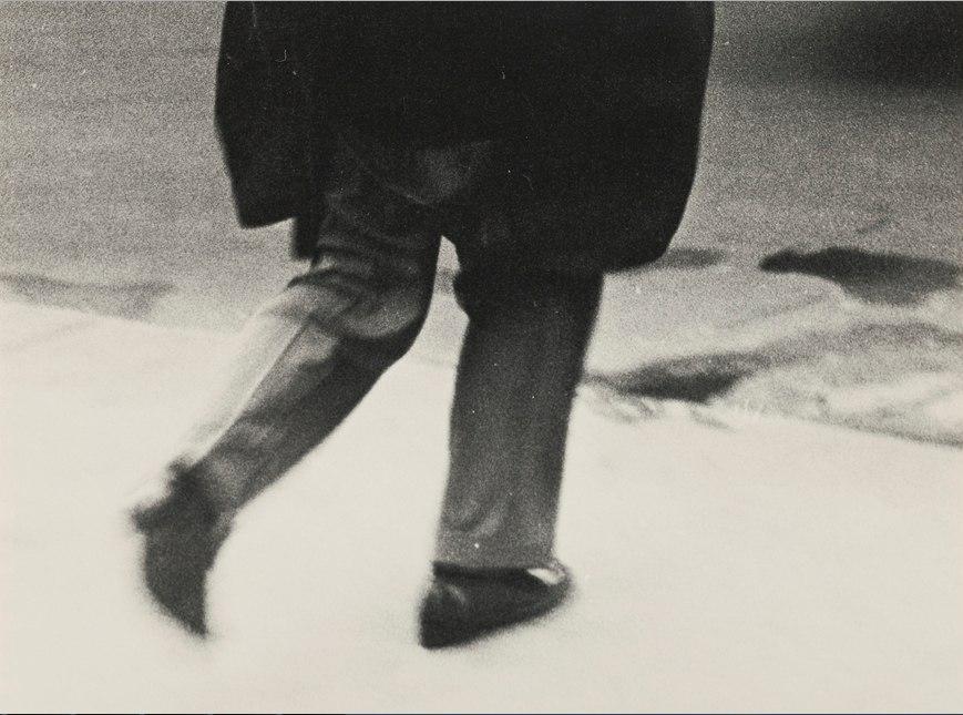 Arthur Siegel-Untitled (Legs)-1950