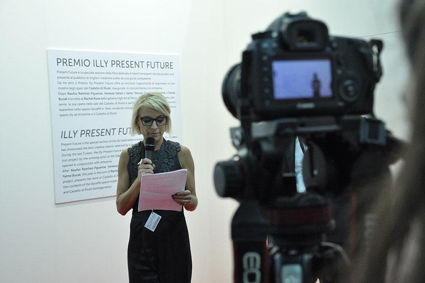 Artissima 2015 illy Present Future Prize 12