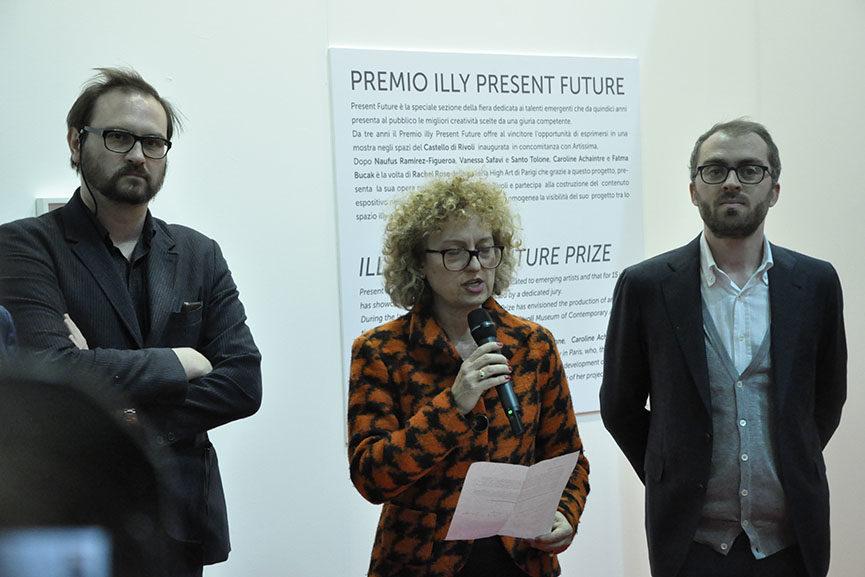 Artissima 2015 illy Present Future Prize 13