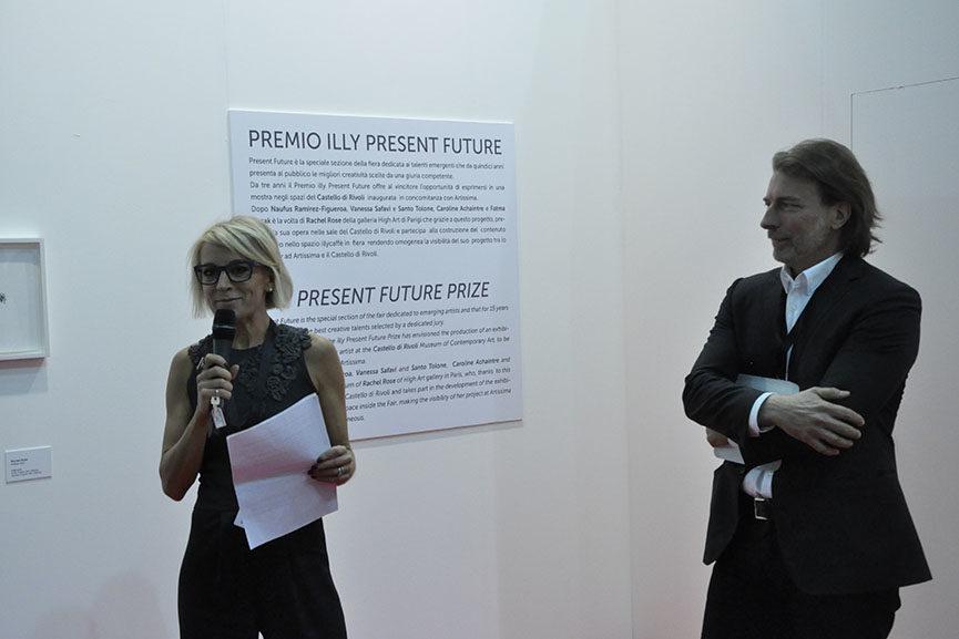 Artissima 2015 illy Present Future Prize 5
