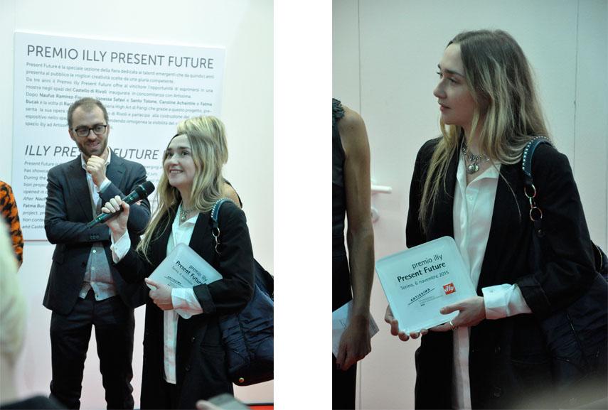 Artissima 2015 illy Present Future Prize 8