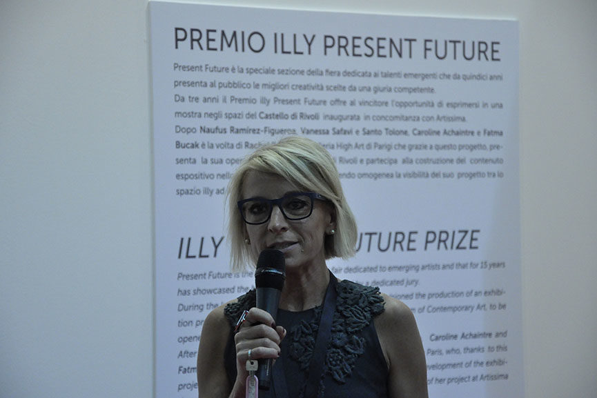 Artissima 2015 illy Present Future Prize 9