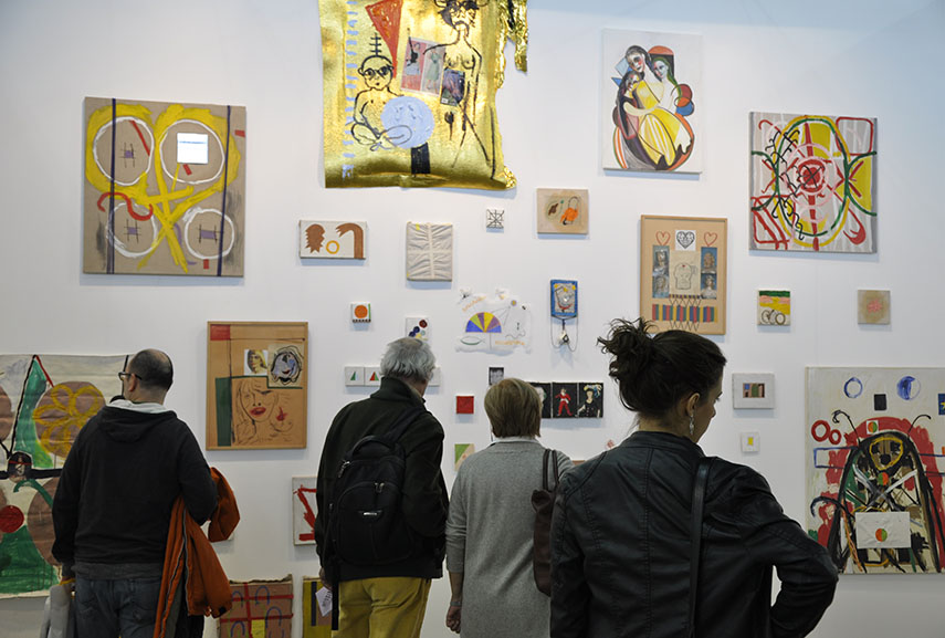 Artissima attracted more than 52,000 visitors this year