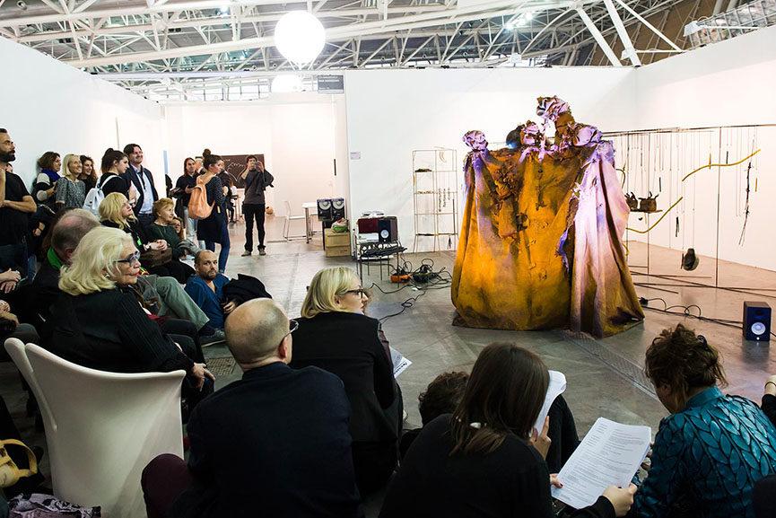 artissima is organized by fondazione musei torino