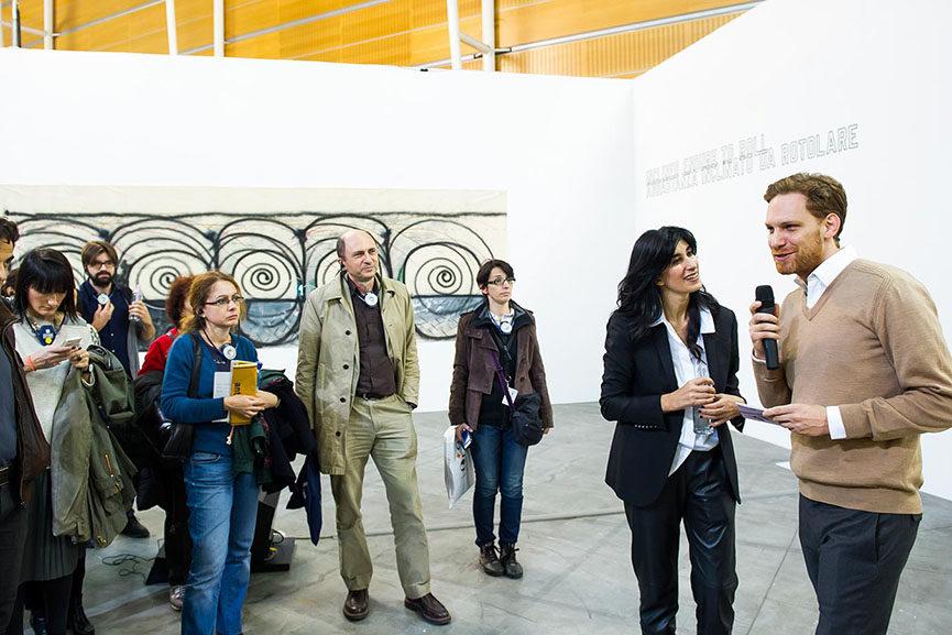 fondazione musei città di torino italia is seeking a new director after the departure of Sarah Cosulich