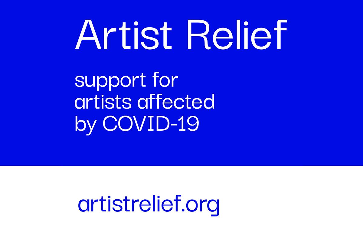 Artist Relief Grant