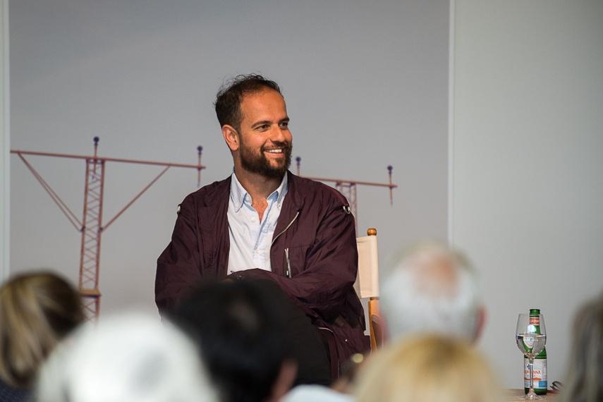 Artist Talks, Tino Sehgal