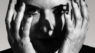 Artist Talks with Marina Abramovic Hosted by Fondation Beyeler Next Week!