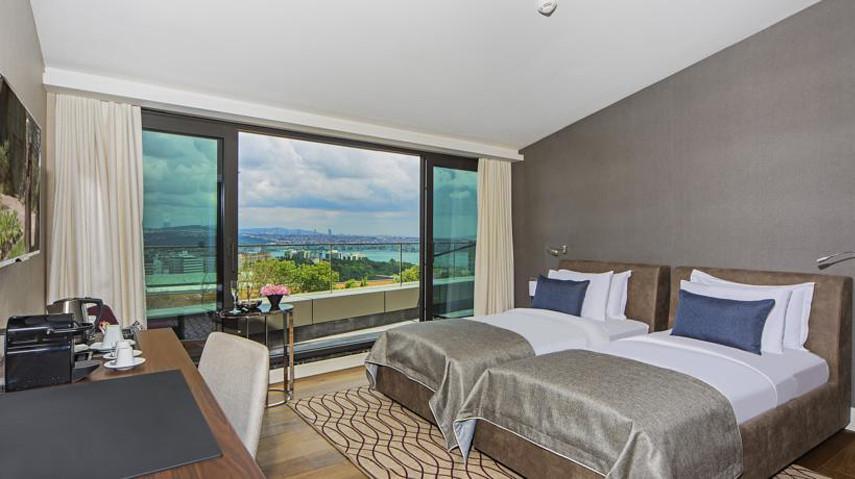 Arts Hotel Istanbul Bosphorus 1 via Bookng com