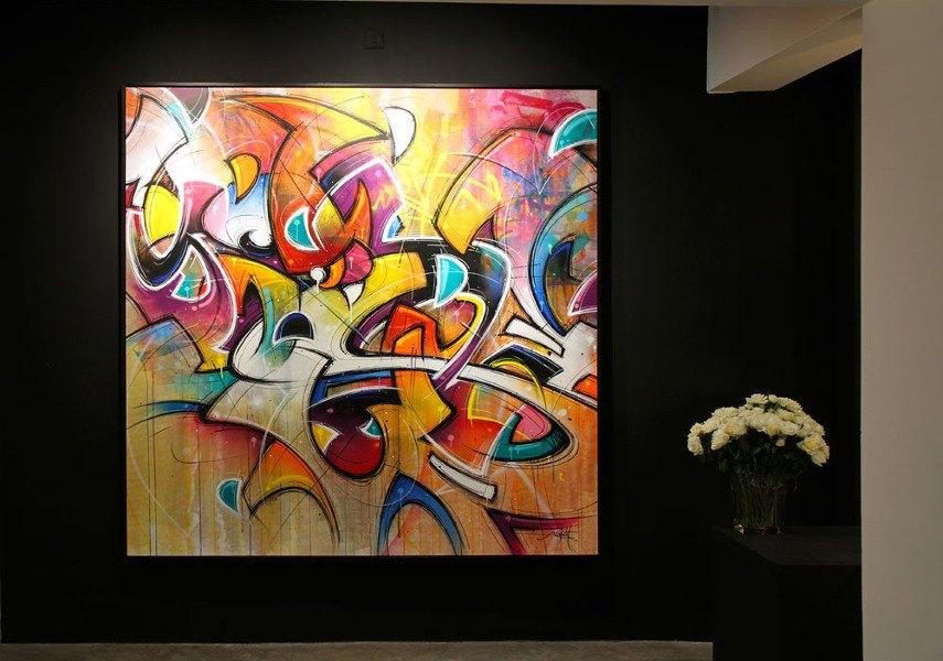 Artwork by Mist