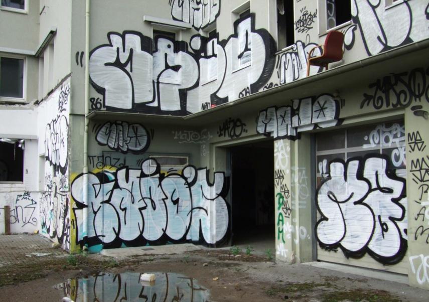 Graffiti Art, Art Book
