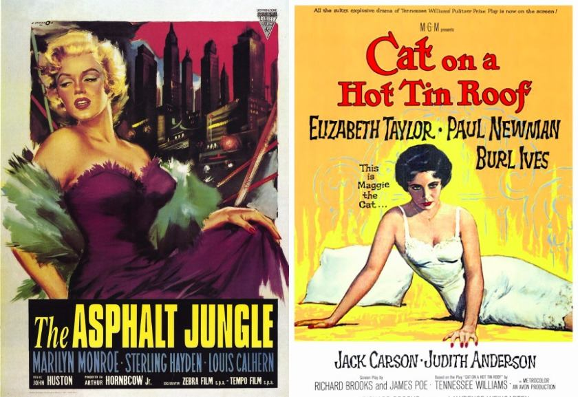 Asphalt Jungle, Hot Tin Roof