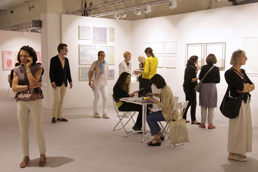 At Galleria Paola Verrengia (Salerno)