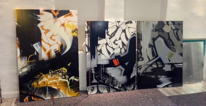 AtomOne's Artworks