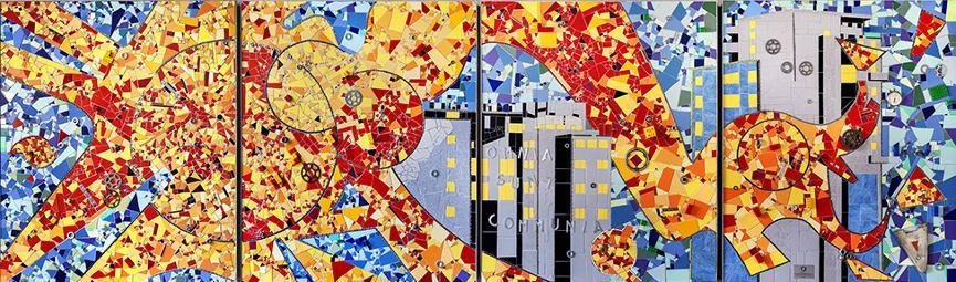 Atomo - Mosaic
