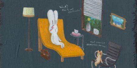 Atsushi Kaga - That sounds absolutely normal, 2014 (detail)