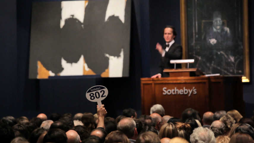 Auction at Sotheby's3