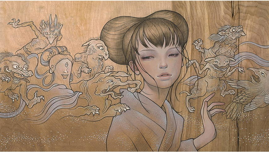 Audrey Kawasaki account