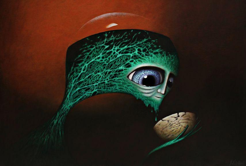August Vilella - Metamorphosis, 2017