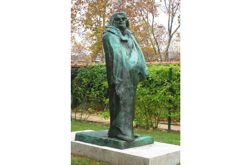 Auguste Rodin (1840 – 1917) - Monument to Balzac, 1892-1897