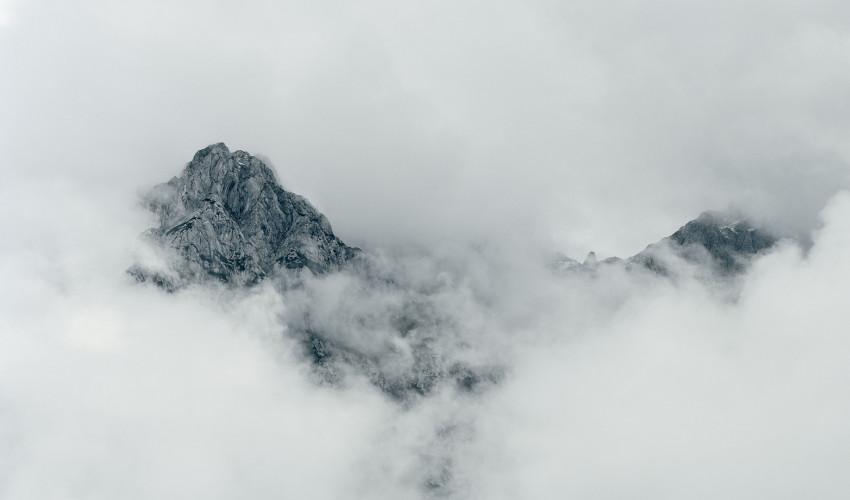 Raucheck, Austria, 2011 - detail - landscape