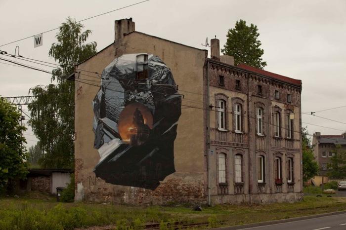 Axel Void - Mediocre series, Katowice, Poland, 2015