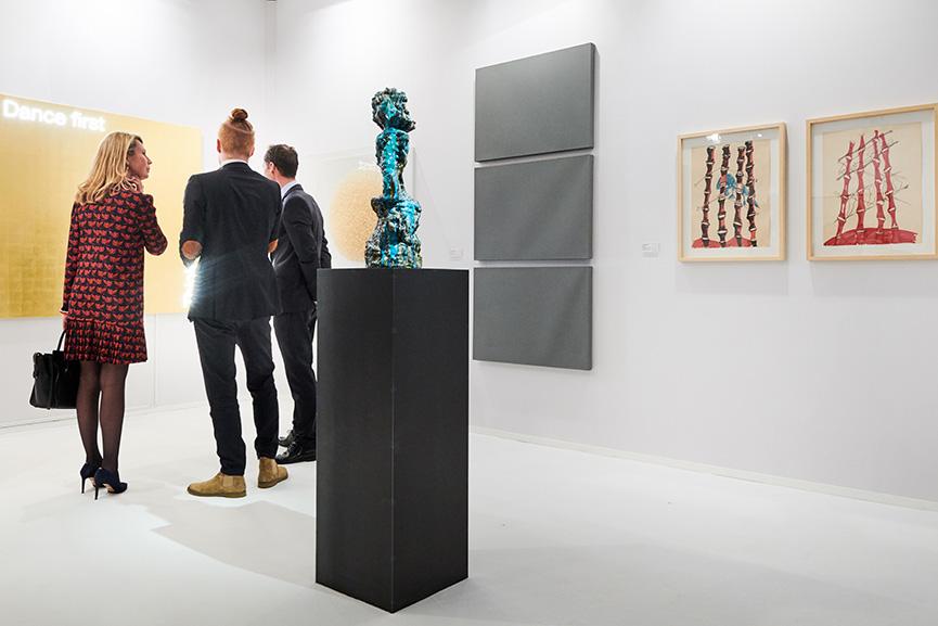 BRAFA 2018-Stand Bernier Eliades Gallery © Fabrice Debatty