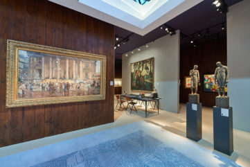 Belgian Art at its Finest - Francis Maere Fine Arts at BRAFA 2020