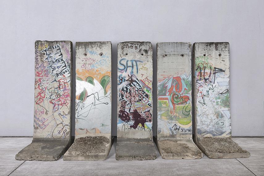 BRAFA 2020 Berlin Wall