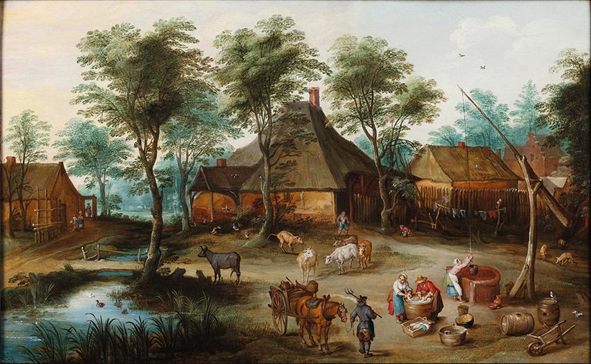 BRAFA 2020 Jan Muller Antiques - Jan Bruegel