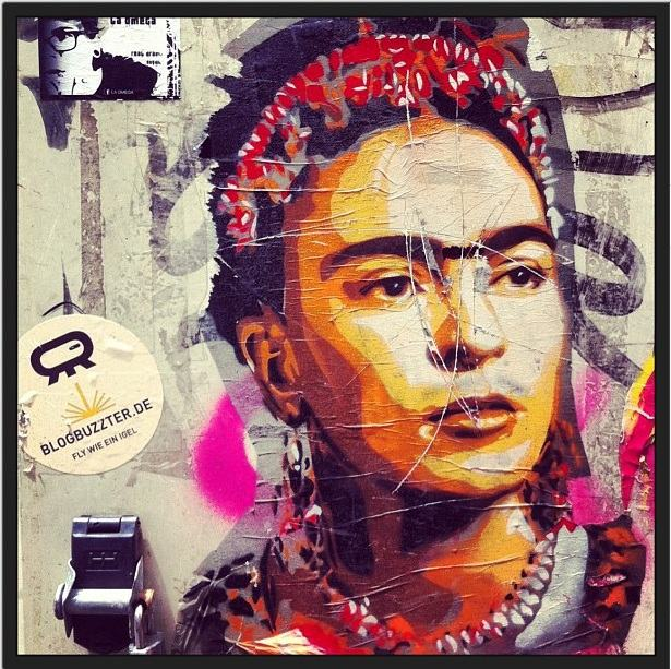 Frida Kahlo in Rome