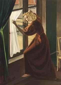 Balthus-Lady Abdy-1935