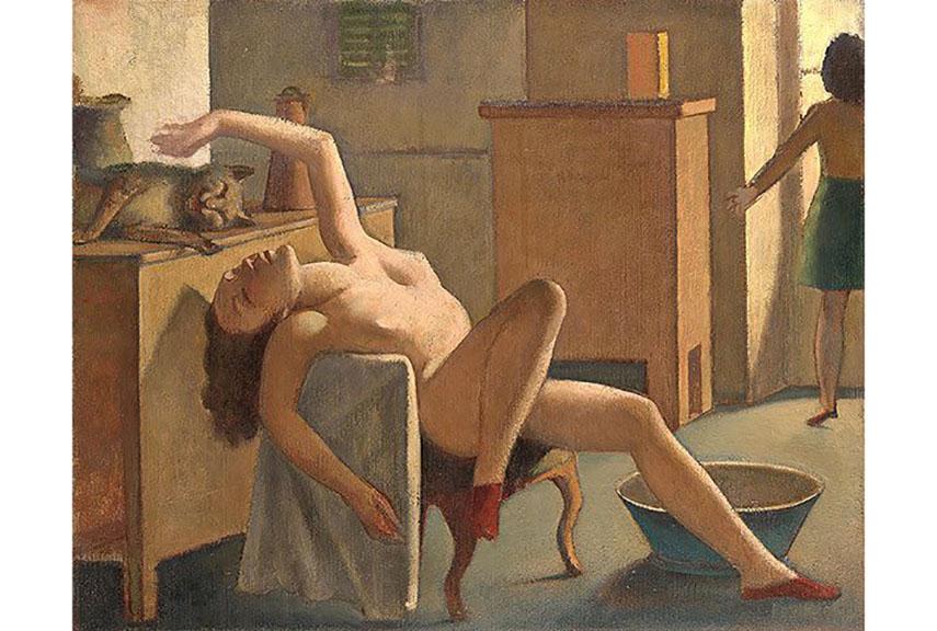 balthus artist