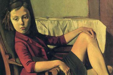 About a Girl - Why Balthus'
