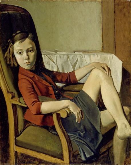 Balthus - Thérèse