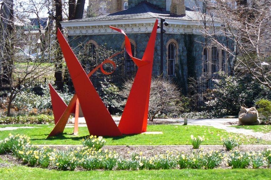 Visit Baltimore Museum of Art Sculpture Garden