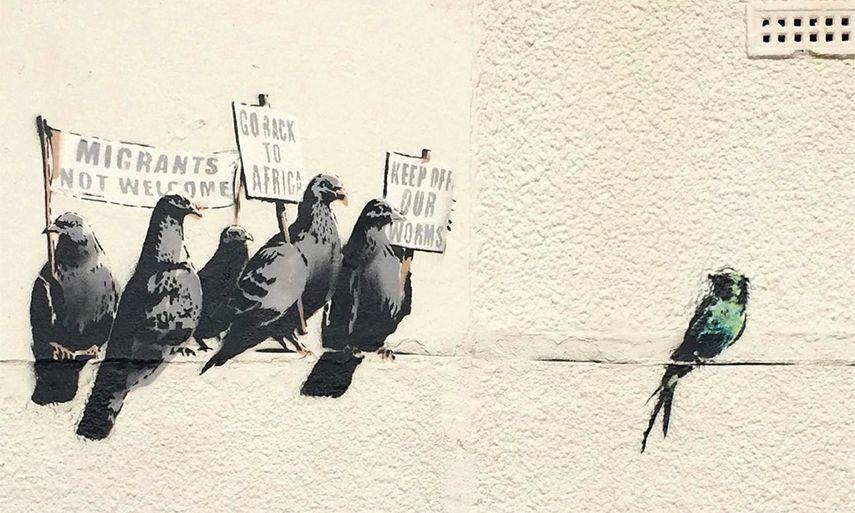Banksy residency
