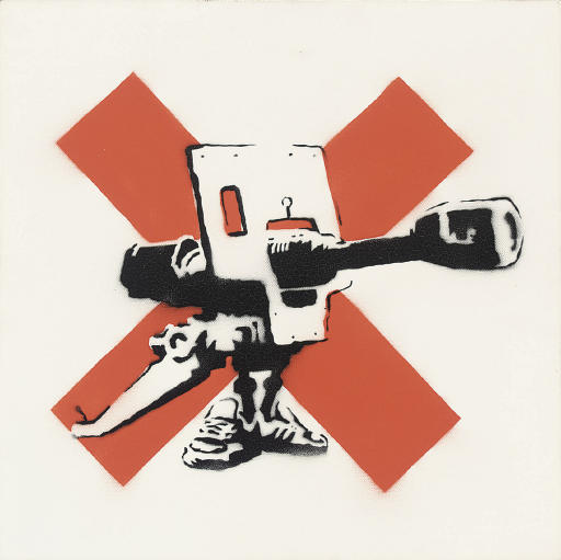 Banksy-Bad Meaning Good-2002