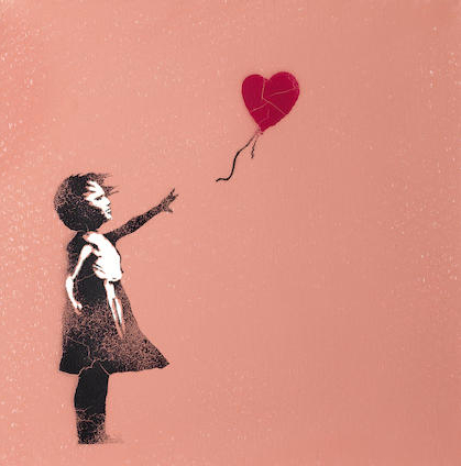 Banksy-Balloon Girl-2005