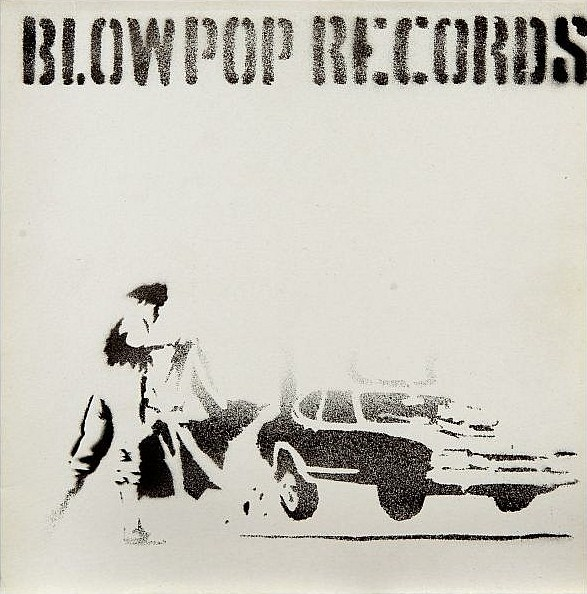 Banksy-Blow Pop Records-1999