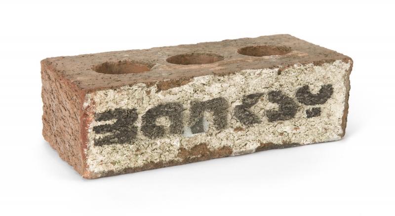 Banksy-Brick-