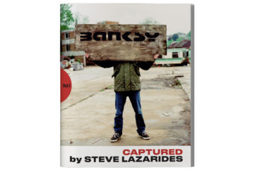 Flipping Through the Banksy Captured Book with Steve Lazarides