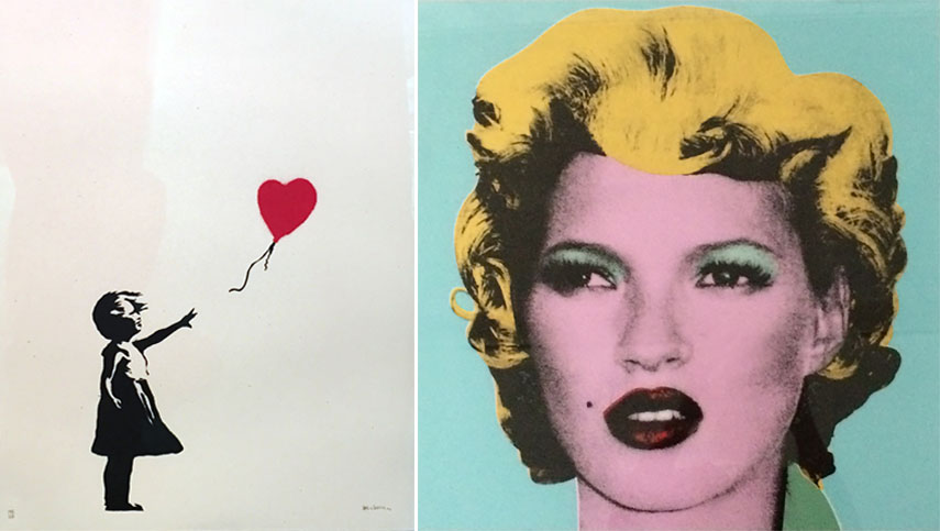 get the newsletter on dirk kronsbein gallery münchen. galerie kronsbein munich features works by warhol and blek le rat