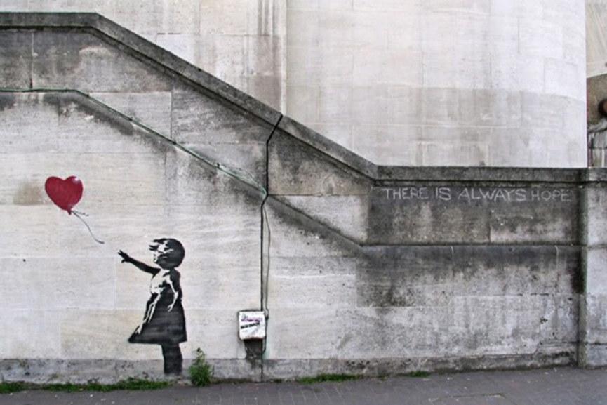 banksy istanbul bir sanat business ile rss dünya olan