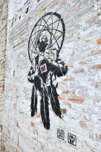 Banksy, Montgomery