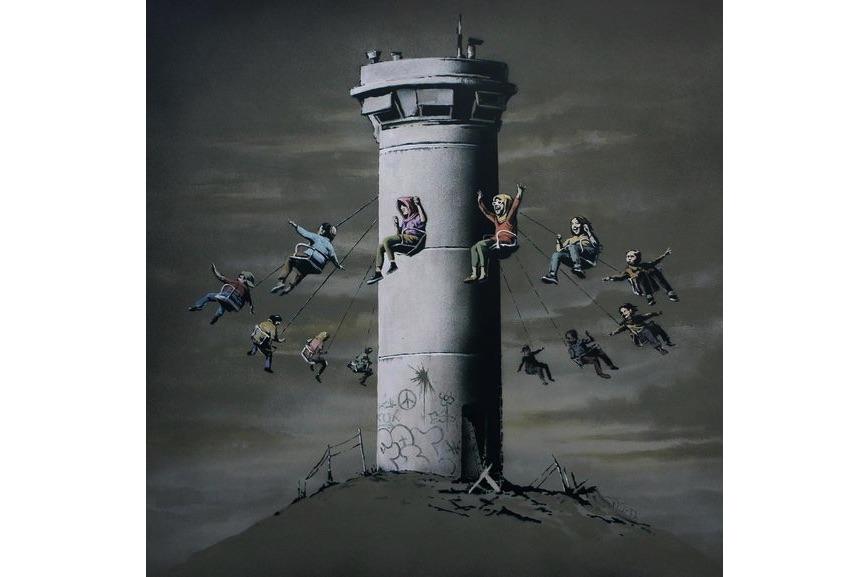 Banksy Instagram