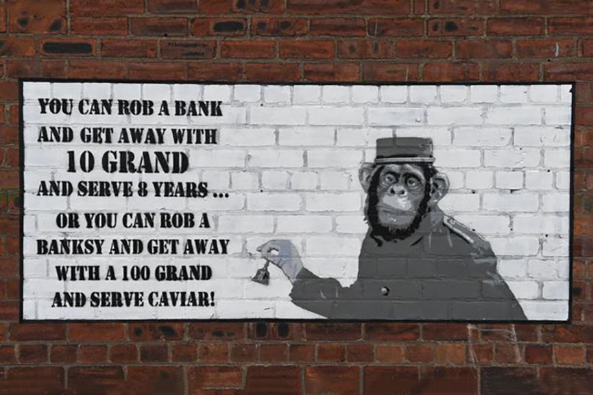 Banksy Liverpool