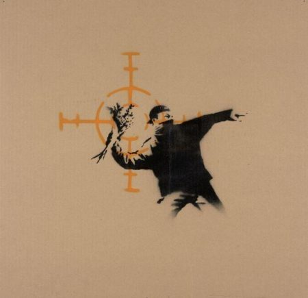 Banksy-Love in the Air-2003