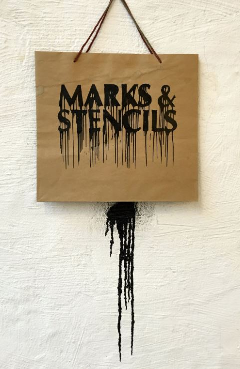 Banksy-Marks & Stencils-2010